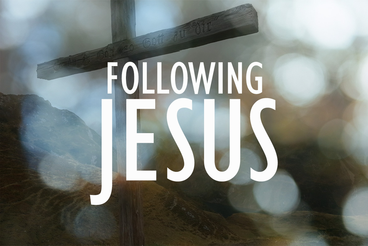 General - FOLLOWING JESUS 2