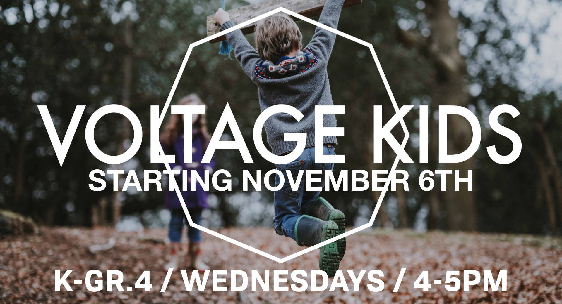 Voltage kids Wednesday